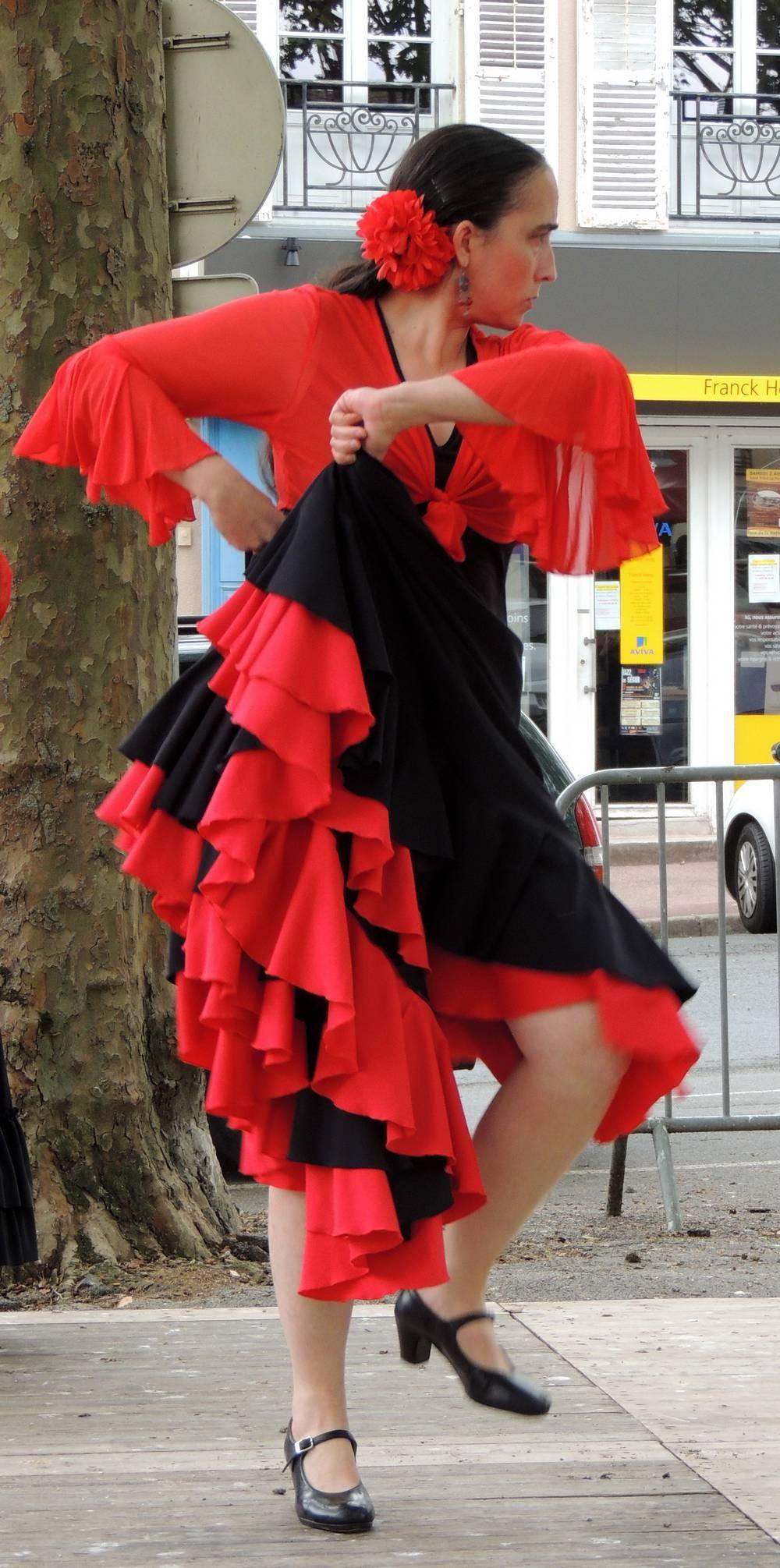 A la decouverte du f duende flamenco l marion diaz