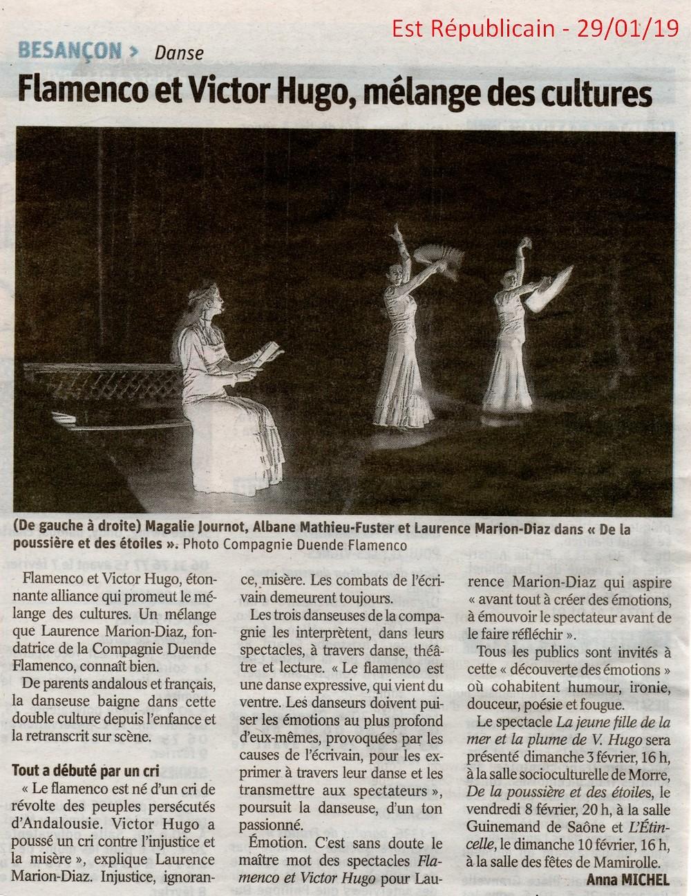 Article est rep 290119 flamenco et v