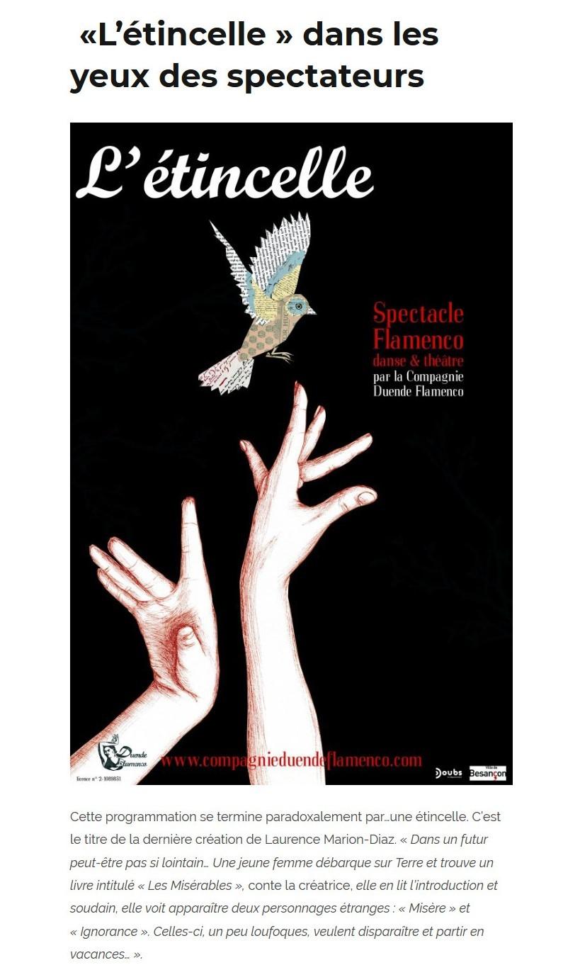 Article grand besancon webzine 29 01 19 duende flamenco propose un beau plateau page1