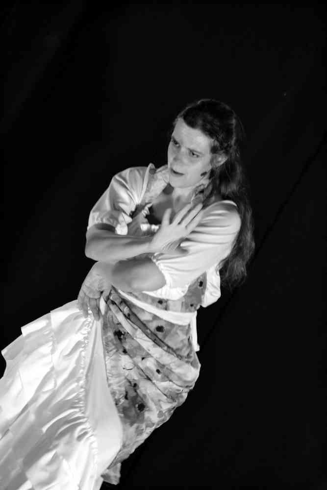 Buleria Albane - Poussière Etoiles- Duende Flamenco MVH 100316