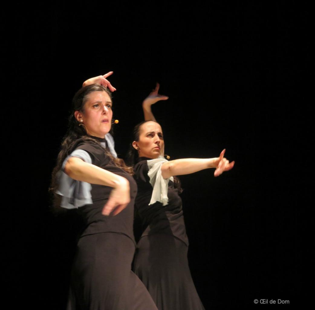 Solea- Poussière Etoiles - Duende Flamenco- MVH 110316