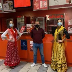 Cinema Beaux arts avec Cedric - Duende Flamenco Ce qui nous lie