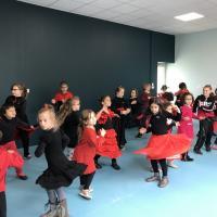 Classe cp et clex ecole fanart parcours culturel 2018 duende flamenco 15