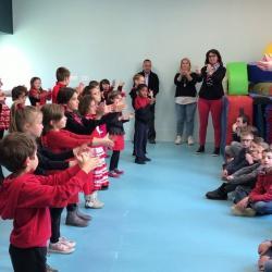 Classe cp et clex ecole fanart parcours culturel 2018 duende flamenco 17