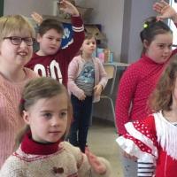 Classe cp et clex ecole fanart parcours culturel 2018 duende flamenco 7