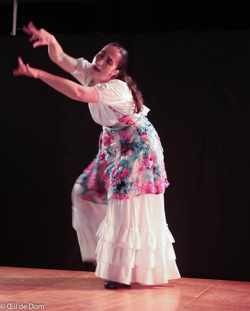 Duende flamenco de la poussiere et des etoiles 24 saone 80218