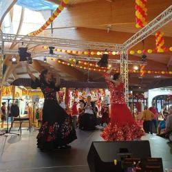 Duende flamenco flamencura a la foire comtoise mai 2019 alegria 2