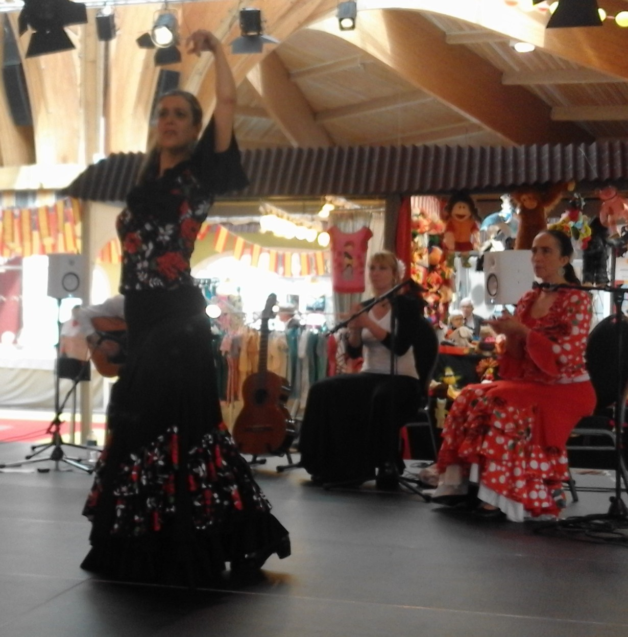 Duende flamenco flamencura a la foire comtoise mai 2019 solea a mathieu fuster 4