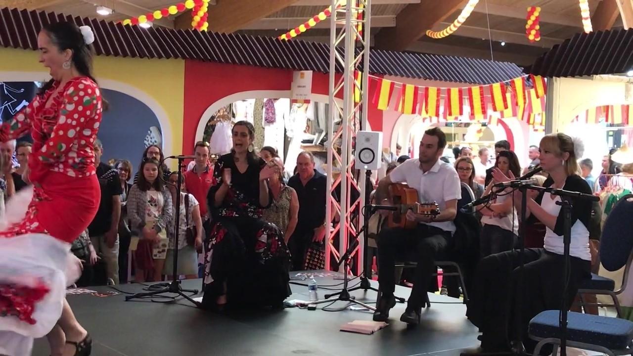 Duende flamenco flamencura a la foire comtoise mai 2019 tiento l marion diaz 2