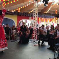 Duende flamenco flamencura a la foire comtoise mai 2019 tiento l marion diaz 3