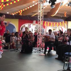 Duende flamenco flamencura a la foire comtoise mai 2019 tiento l marion diaz 6