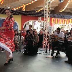 Duende flamenco flamencura a la foire comtoise mai 2019 tiento l marion diaz 8