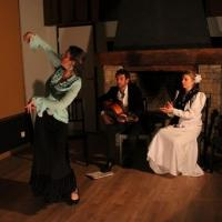 Duende flamenco flamencura solea 4 répétition