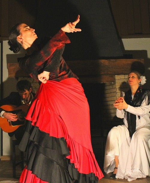 Duende flamenco flamencura tiento 3 répétition