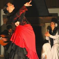 Duende flamenco flamencura tiento 3 répétition