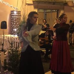 Duende flamenco marche de noel montbeliard 2018 flamencura