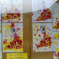 Expo bibli mamirolle duende flamenco sur le plateau 2019 1