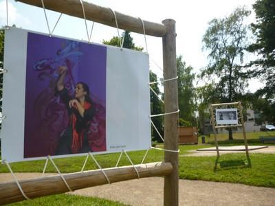 Expo Duende Flamenco St-Yrieix été 2014 - 5