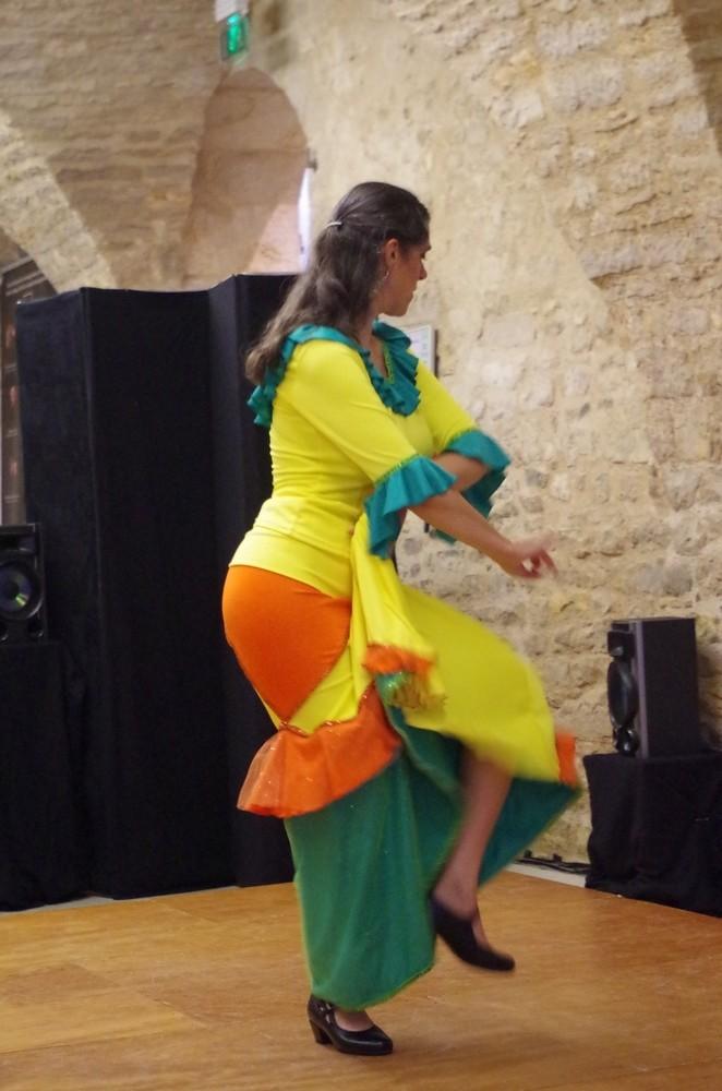 Jeune fille mer et plume de v hugo duende flamenco2 1