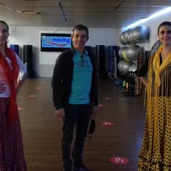 Moving avec Gilles - Duende Flamenco Ce qui nous lie