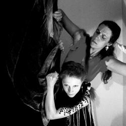 Repetition 4 jeune fille mer et plume de v hugo duende flamenco