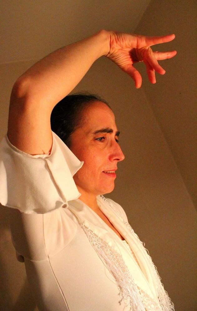 Repetition 5 jeune fille mer et plume de v hugo duende flamenco