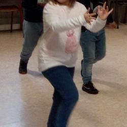 Residence drac st hippolyte 18 19 duende flamenco danser ses emotions ce2 cm1 3