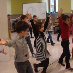 Residence drac st hippolyte 18 19 duende flamenco danser ses emotions cp ce1 11