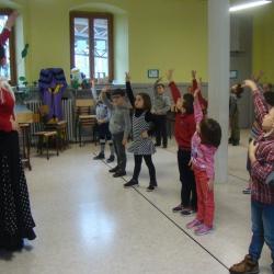 Residence drac st hippolyte 18 19 duende flamenco danser ses emotions cp ce1 6