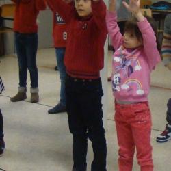 Residence drac st hippolyte 18 19 duende flamenco danser ses emotions cp ce1 7