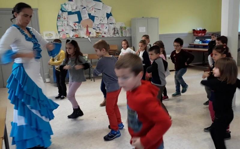 Residence drac st hippolyte 18 19 duende flamenco danser ses emotions cpce1 4