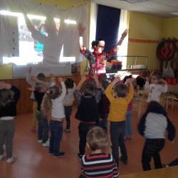 Residence drac st hippolyte 18 19 duende flamenco danser ses emotions ps ms 7