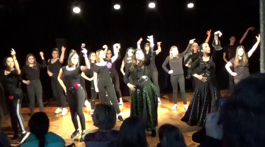Residence lycee st claude flamenco et garcia lorca duende flamenco 3