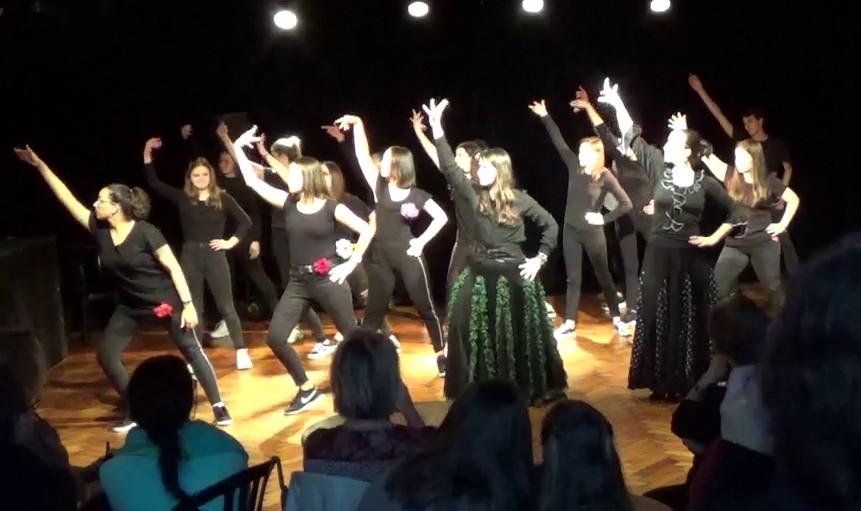 Residence lycee st claude flamenco et garcia lorca duende flamenco 4