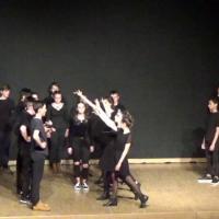 Residence un art pour combattre duende flamenco college st laurent 1