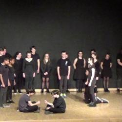 Residence un art pour combattre duende flamenco college st laurent 4