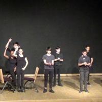 Residence un art pour combattre duende flamenco college st laurent 5