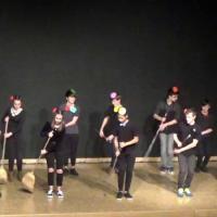 Residence un art pour combattre duende flamenco college st laurent 7