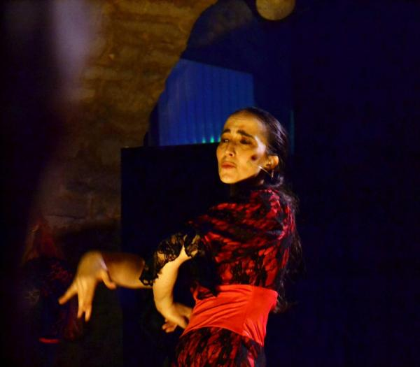 Siguiriya Laurence- Poussière Etoiles- Duende Flamenco MVH 100316