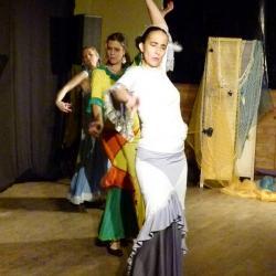 St hippolyte 110119 duende flamenco la jeune fille de la mer 12