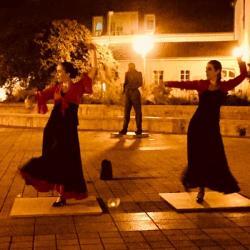 Voyage flamenco 2018 office tourisme besancon esplanade droits de l homme duende flamenco