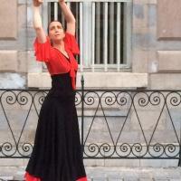 Voyage flamenco 2018 office tourisme besancon laurence marion diaz solea palais de justice duende flamenco