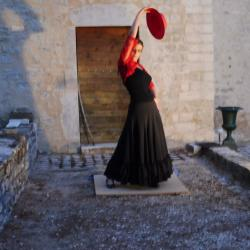 Voyage flamenco a montbozon duende flamenco garrotin a mathieu fuster photo est republicain
