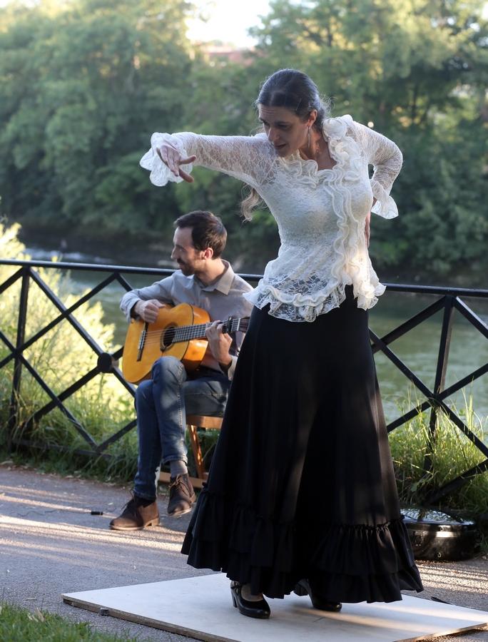 Voyage Flamenco OT été 2016 Albane et David