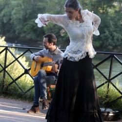 Voyage Flamenco Off Tourisme Besançon 2016 1 - Duende Flamenco - Photo Est R