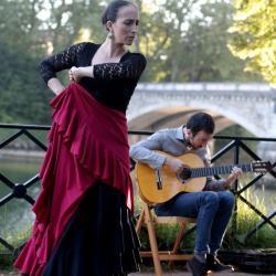 Voyage Flamenco Off Tourisme Besançon 2016 2 - Duende Flamenco - Photo Est R