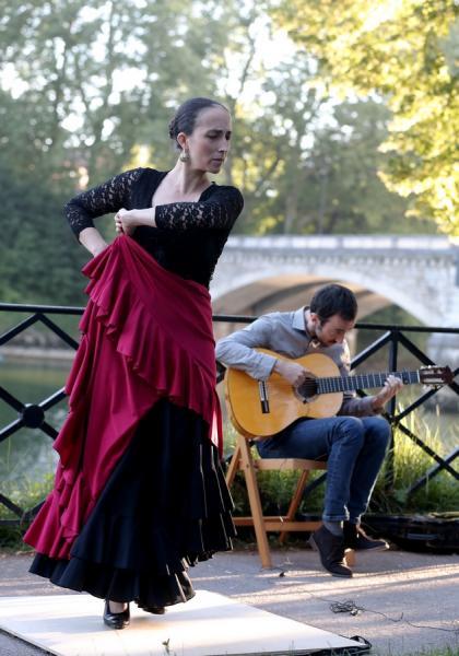 Voyage Flamenco OT été 2016 Laurence et David
