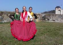 A la citadelle - Ce qui nous lie Duende Flamenco
