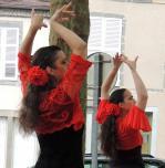 A la decouverte du flamenco albane et laurence