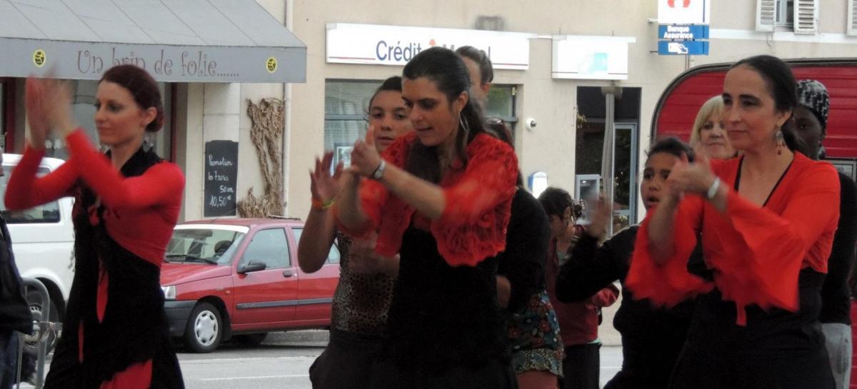 A la decouverte du flamenco st yrieix 1